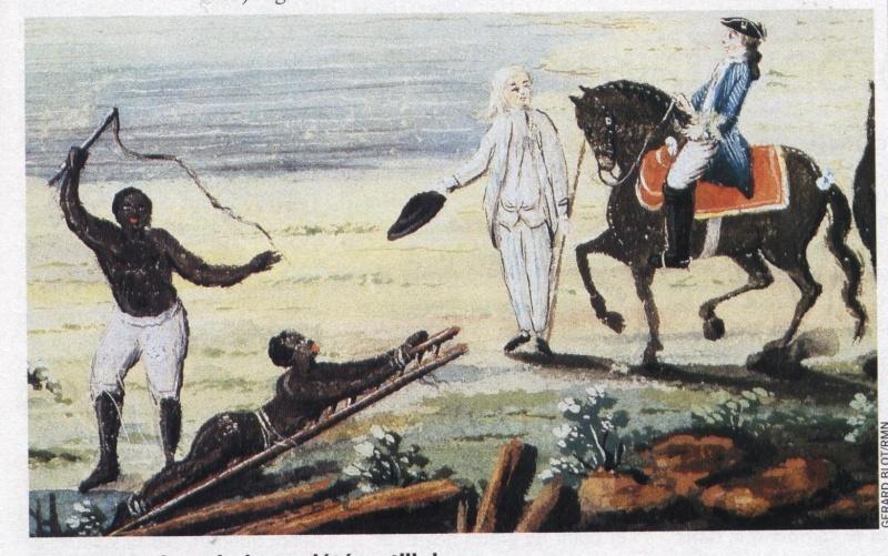 Outre-mer, les îles à sucre, l'esclavage...  - Page 2 0161310