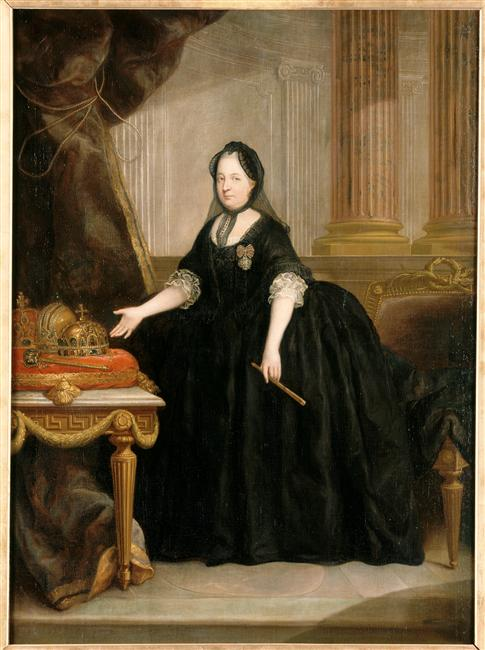 L'Impératrice Marie-Thérèse 02-00710