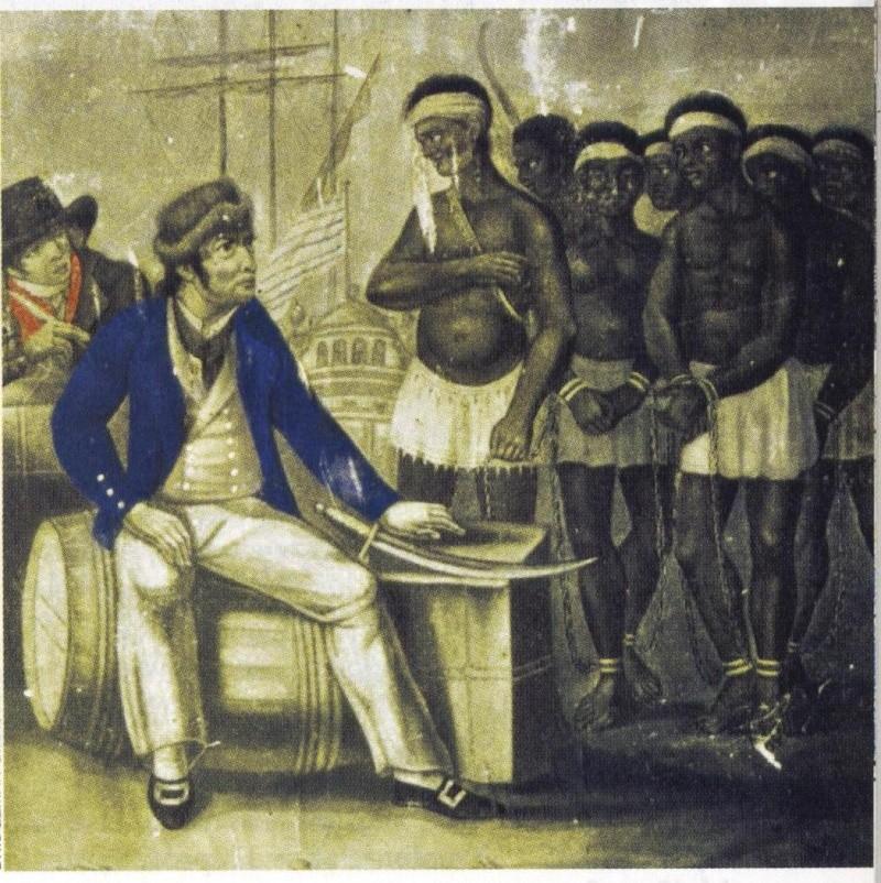 Outre-mer, les îles à sucre, l'esclavage...  - Page 2 0221310