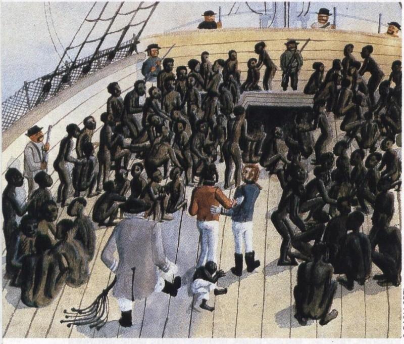 Outre-mer, les îles à sucre, l'esclavage...  - Page 2 0241210