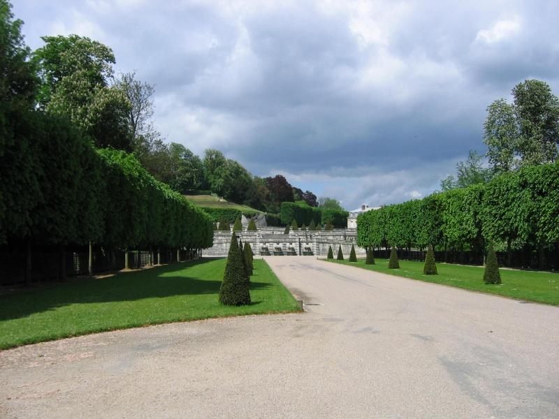 Le château de Saint-Cloud 11111110