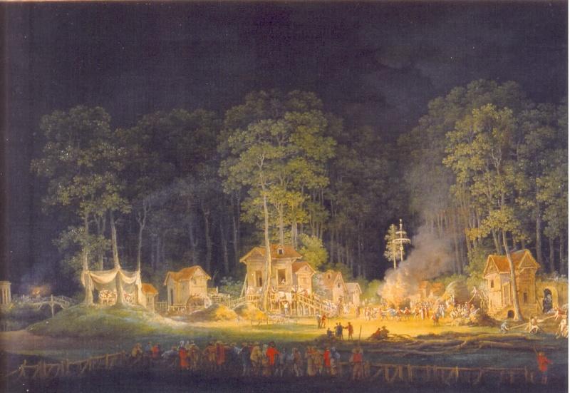 Le château de Saint-Cloud 11111111