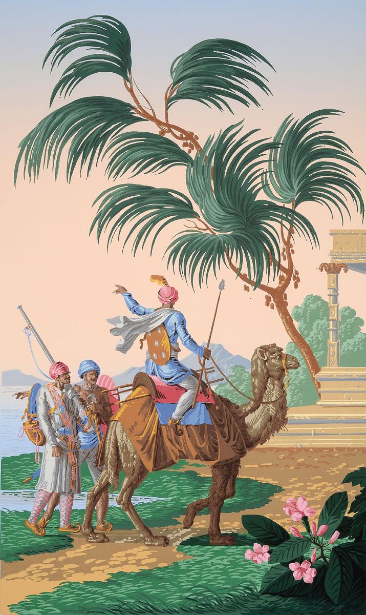 Papiers peints de rêve au XVIIIe siècle - Page 2 16051210