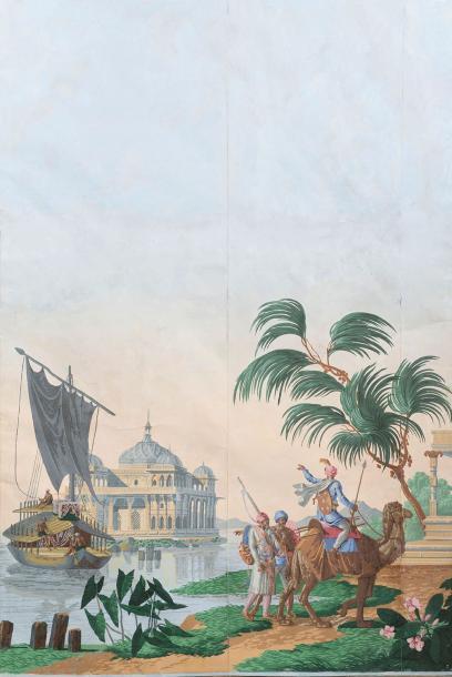 Papiers peints de rêve au XVIIIe siècle - Page 2 160_310