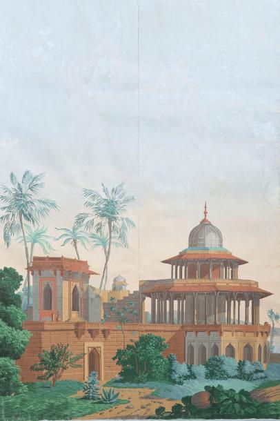 Papiers peints de rêve au XVIIIe siècle - Page 2 160_610