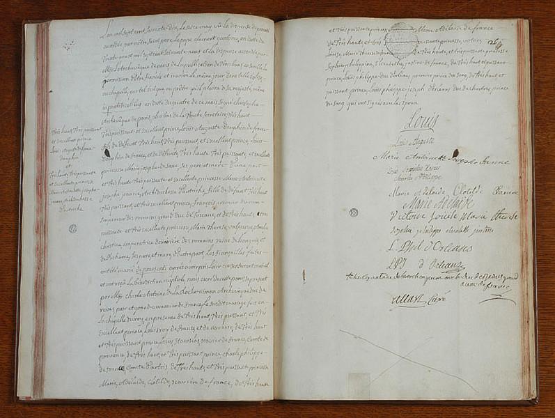 Le mariage de Louis XVI et Marie-Antoinette  1ce76610