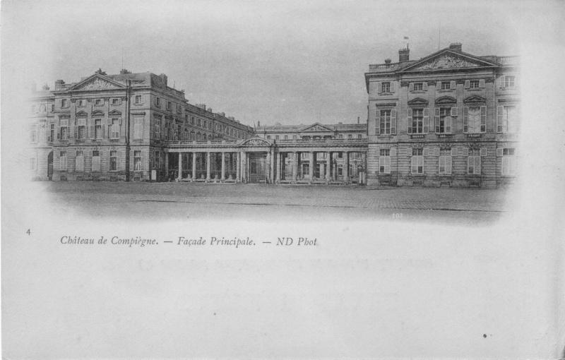 Le château de Compiègne 20070710