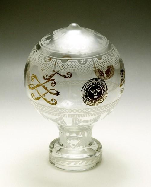 La conquête de l'espace au XVIIIe siècle, les premiers ballons et montgolfières !  22340010