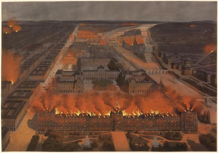 Le palais des Tuileries 39551810