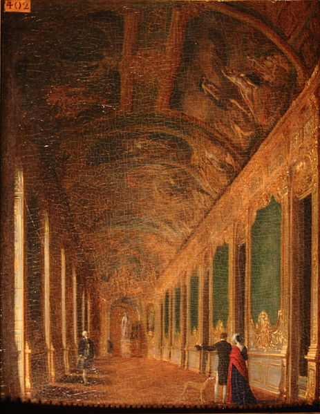 L'hôtel de Toulouse, demeure du duc de Penthtièvre et de la princesse de Lamballe, Paris 463px-10