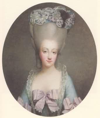Marie-Thérèse de Savoie, comtesse d'Artois 4lnw9r10