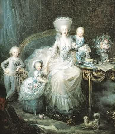 Marie-Thérèse de Savoie, comtesse d'Artois 4y84eh10