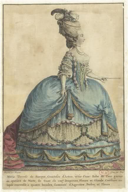 Marie-Thérèse de Savoie, comtesse d'Artois 4znfne10
