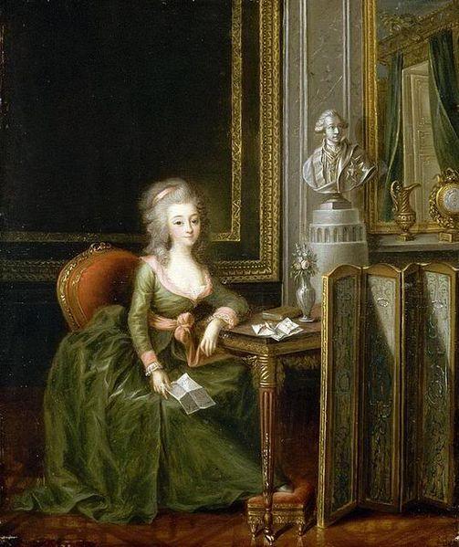 Savoie - Marie-Thérèse de Savoie, comtesse d'Artois 503px-10