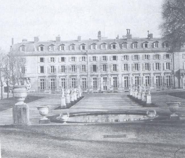 Le château de Saint-Cloud 55555510