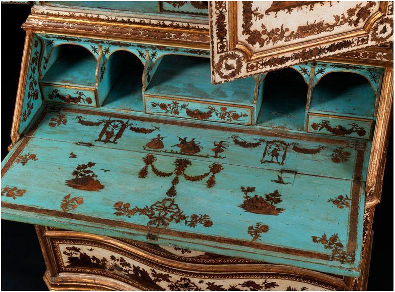 Papiers peints de rêve au XVIIIe siècle 56912111