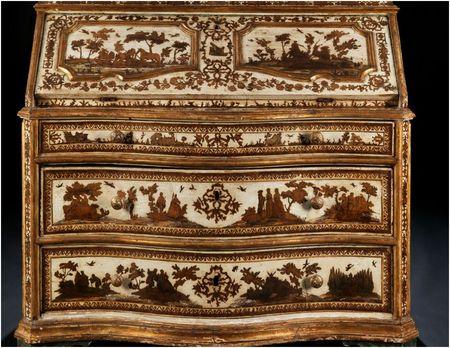 Papiers peints de rêve au XVIIIe siècle 56912112
