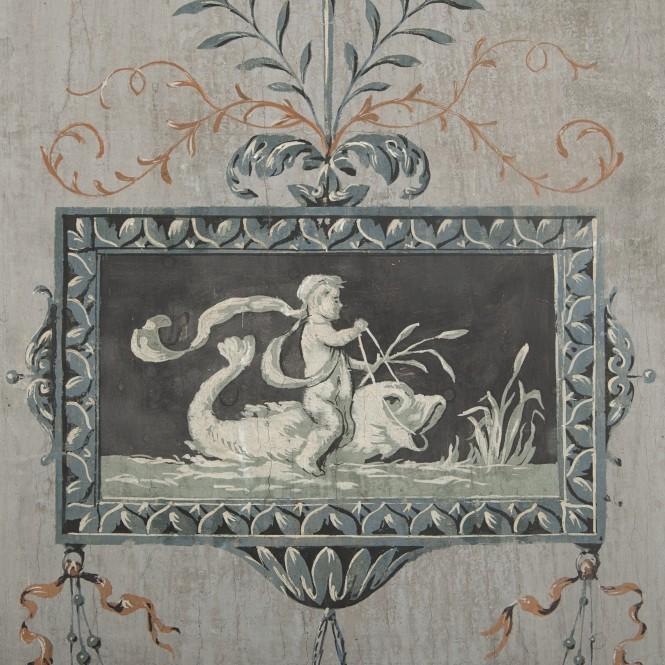 Papiers peints de rêve au XVIIIe siècle 665x6610