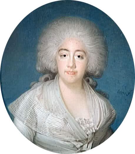 Marie-Joséphine de Savoie, comtesse de Provence 6oerrb10