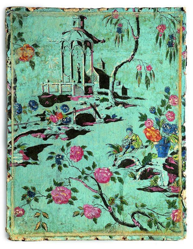 Papiers peints de rêve au XVIIIe siècle 82545410