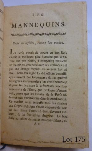 Lettres délirantes du comte de Provence au duc de Lévis - Page 6 91_17510