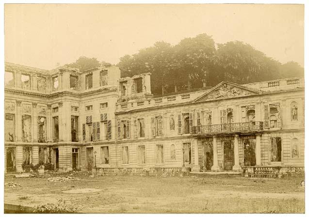 Le château de Saint-Cloud __510