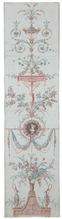 Papiers peints de rêve au XVIIIe siècle B12ae310