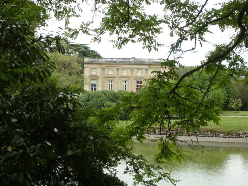 Les jardins du Petit Trianon Bagat110