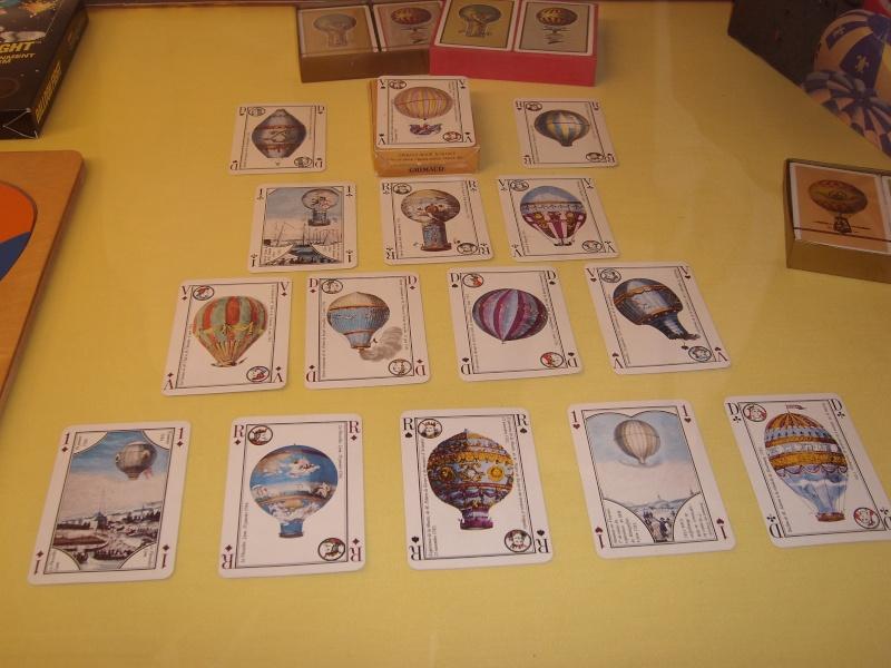 La conquête de l'espace au XVIIIe siècle, les premiers ballons et montgolfières !  Ballon17