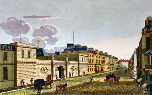 L'hôtel de Toulouse, demeure du duc de Penthtièvre et de la princesse de Lamballe, Paris Banque10