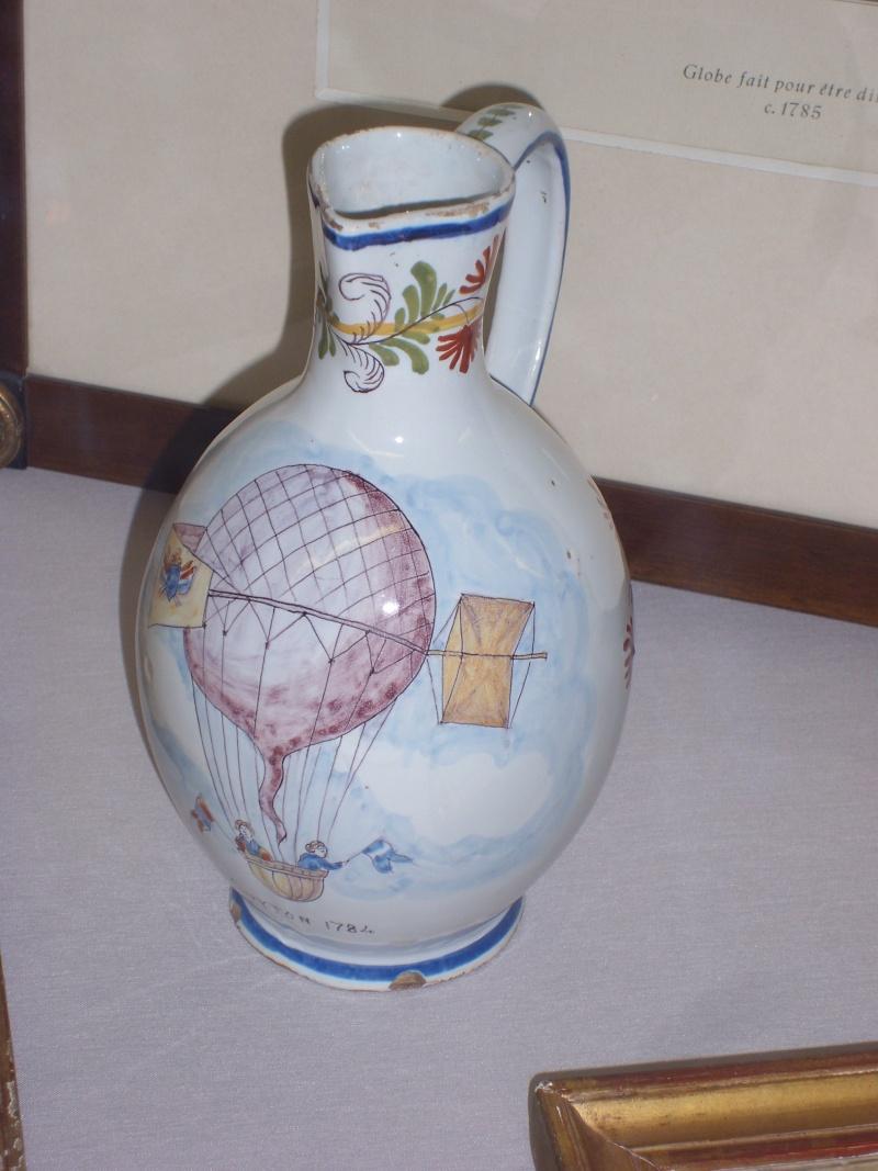 La conquête de l'espace au XVIIIe siècle, les premiers ballons et montgolfières !  Bbbbbb11