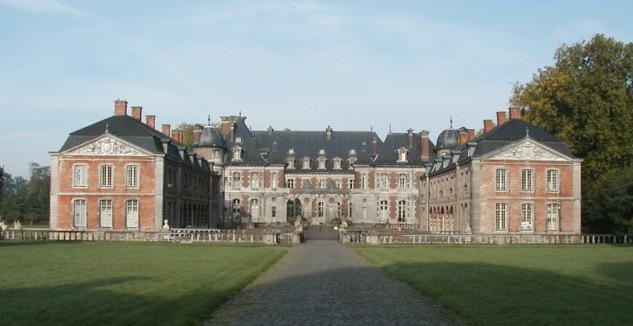Le château de Belœil Beloei11