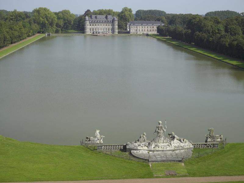 Le château de Belœil Beloei12
