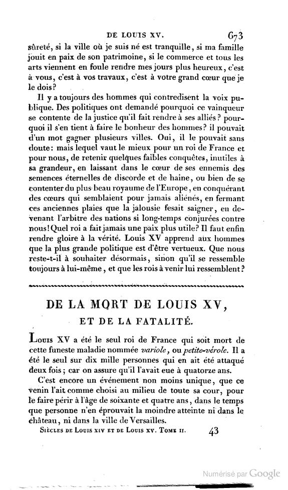 La mort de Louis XV - Page 2 Books12