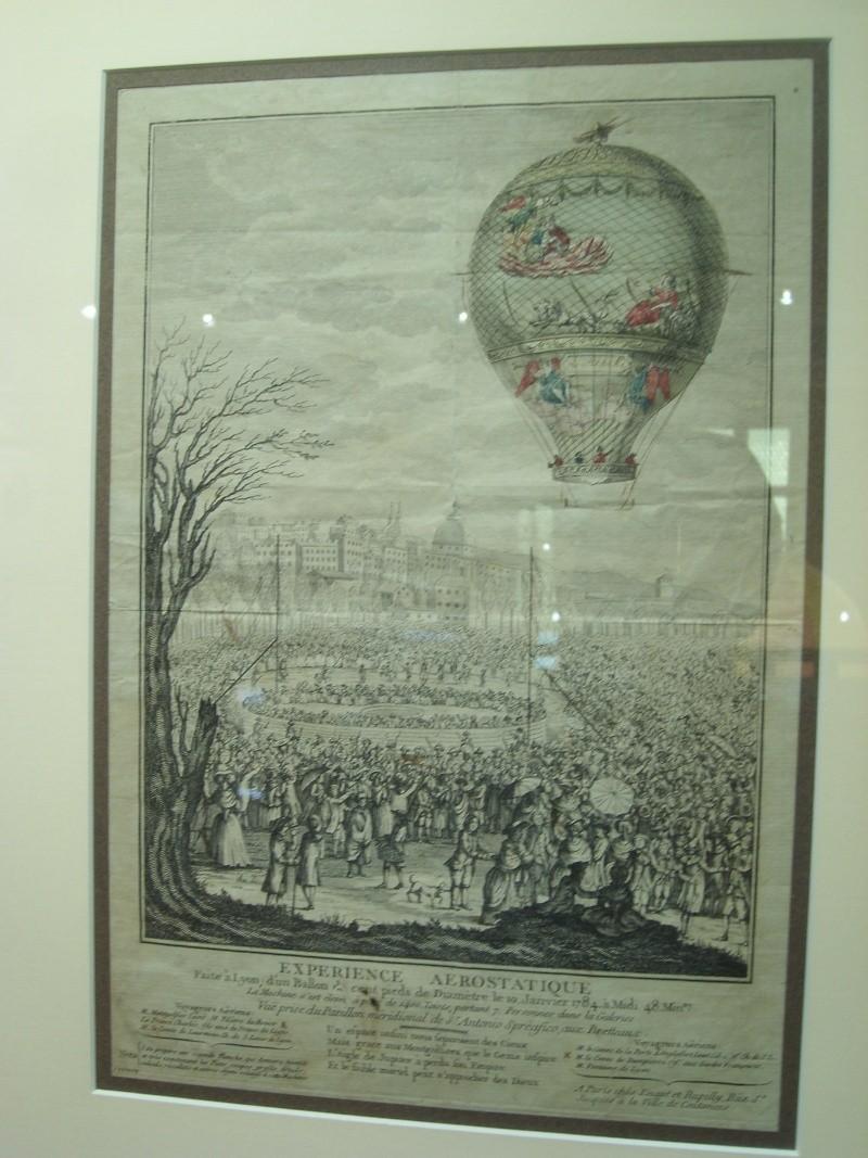 La conquête de l'espace au XVIIIe siècle, les premiers ballons et montgolfières !  - Page 2 Bustes14