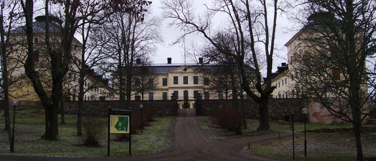 Le château de Löfstad, résidence de Sophie Piper, soeur d'Axel Fersen Chatea17