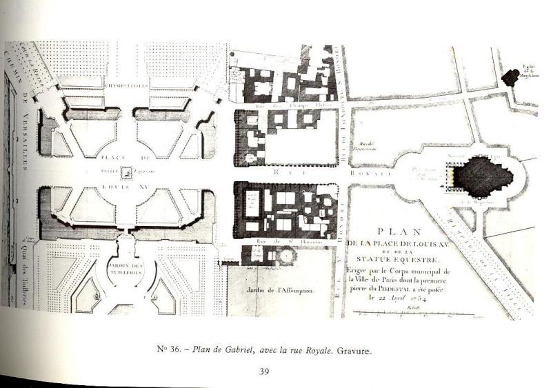 La place Louis XV, puis place de la Révolution, puis place de la Concorde au XVIIIe siècle Clio10