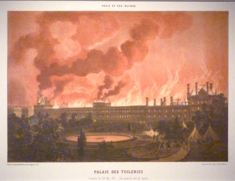 Le palais des Tuileries Commun10