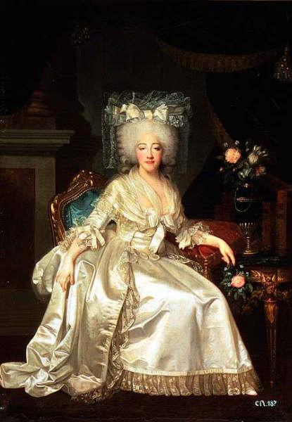 Marie-Joséphine de Savoie, comtesse de Provence Condes10