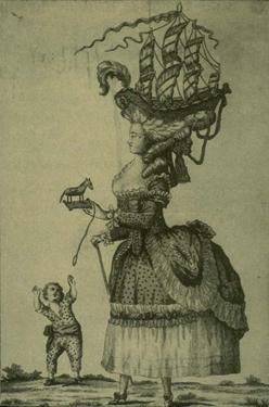 Les coiffures au XVIIIe siècle  Costum10