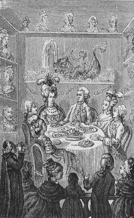 Marie Antoinette, chez Madame Tussaud - Page 2 Curtiu10