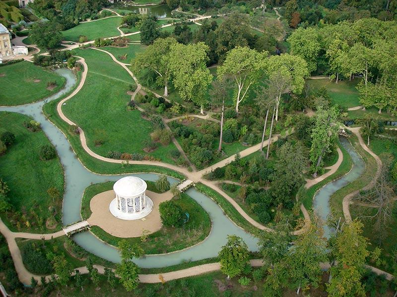 Les jardins du Petit Trianon Cv200610
