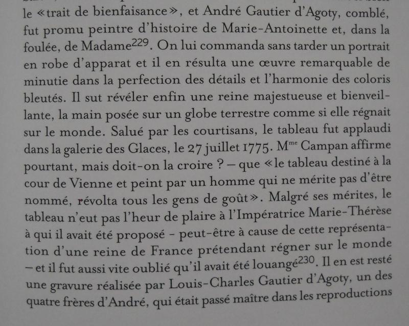 Portraits de Marie-Antoinette attribués aux Gautier Dagoty (ou d'après). Dagoty10