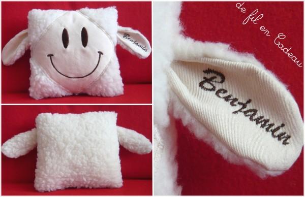 Les blancs moutons de Trianon - Page 2 Doudou10