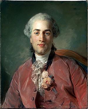 Portraits de Madame du Barry par François-Hubert Drouais Drouai10