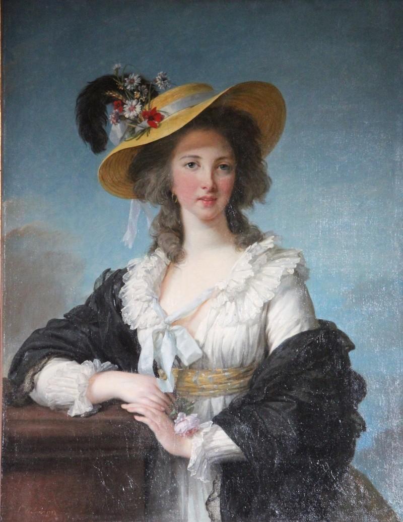 polignac - Portraits de la duchesse de Polignac Duches10