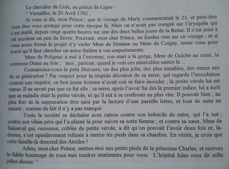 Le chevalier de l'Isle et Marie-Antoinette - Page 2 Et_reb10
