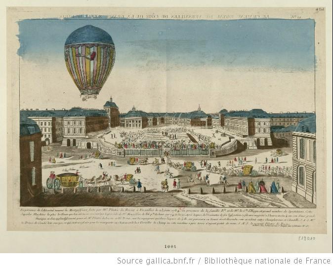 La conquête de l'espace au XVIIIe siècle, les premiers ballons et montgolfières !  - Page 2 F1_hig16