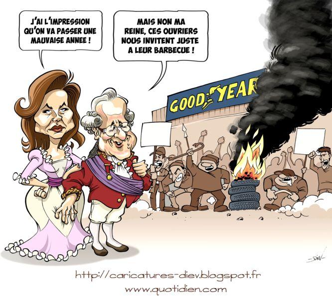 politique - Marie-Antoinette dans la politique actuelle  Franco11
