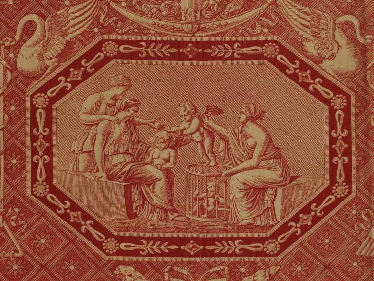 Les toiles de Jouy et la manufacture de Christophe-Philippe Oberkampf G11